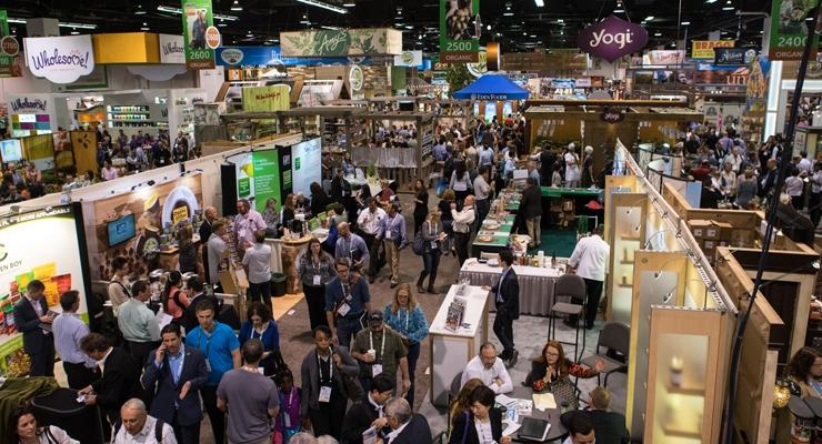 Expo West Exhibit Hall